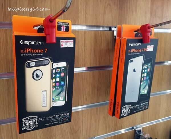 Get Spigen casings conveniently in Malaysia!