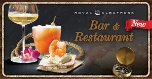 Bar & Restaurant Web Slider A Royal Albatross