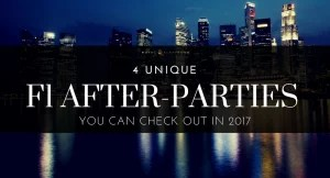 4 unique f1 after parties singapore 2017 royal albatross