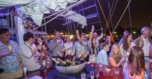 party venue rental singapore royal albatross