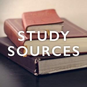 Study SourcesThumb