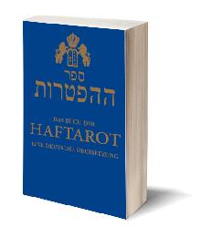 Das Buch der Haftarot - eine deutsche Übersetzung
