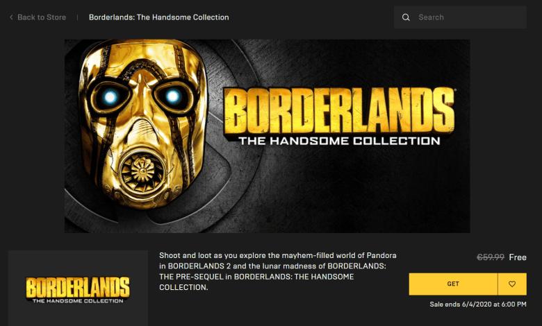 Photo of Borderlands nyt täysin ilmaiseksi – Epic Games