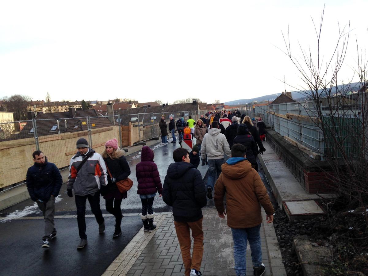 Stadt prüft Ausbau weiterer Trassen