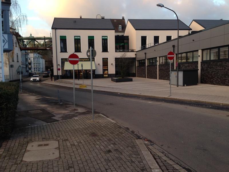 Neue Radverkehrsführung am Rutenbecker Weg