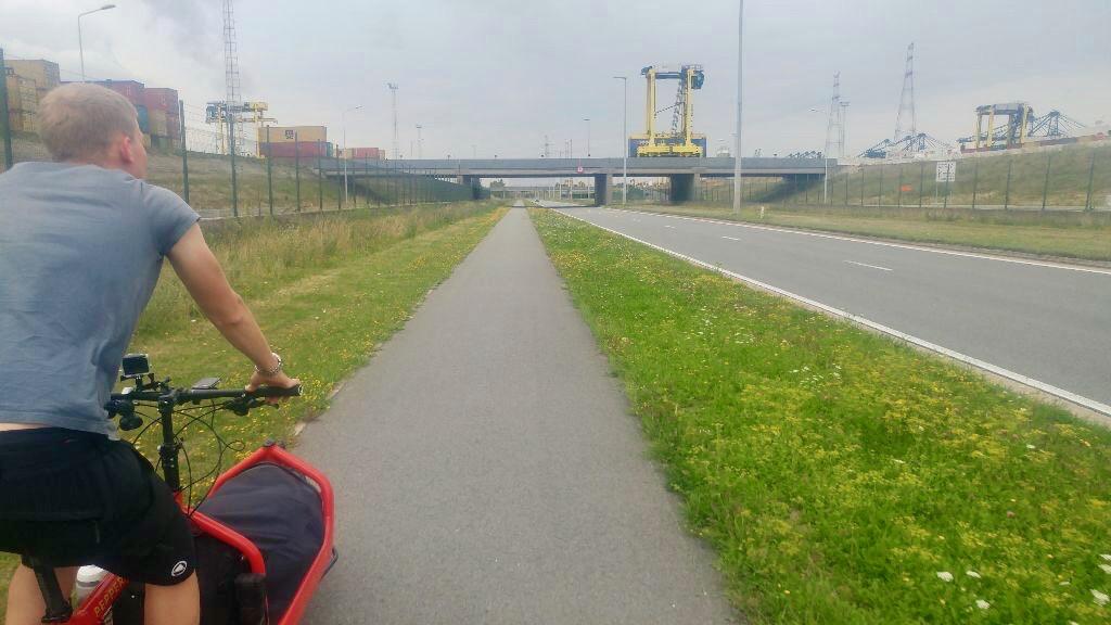 Talradler.de Podcast: #03 – Zwischen Brüssel und Antwerpen