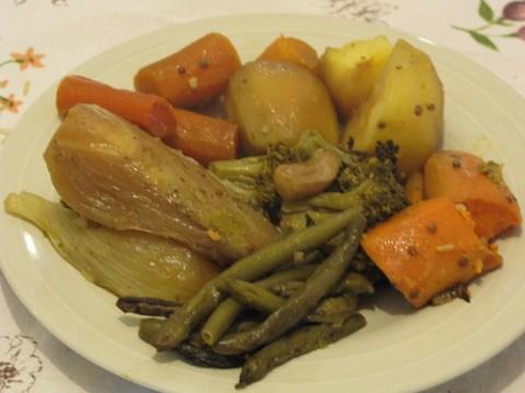קדירת ירקות