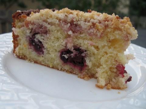 מסיבת שיכבה – עוגת פירות יער שאי אפשר להפסיק ליישר