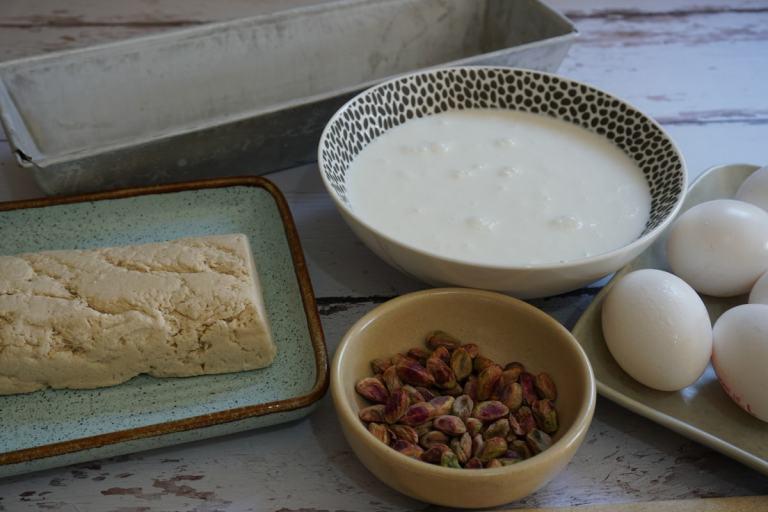 הכנת פרפה חלבה