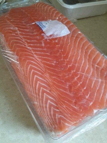 אין על הדגים של שלדג. תראו איזה יופי של צבע יש לדג הזה