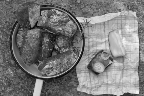 לחמניות סלק וגבינת מנצ'גו