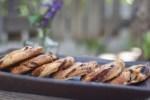 שבלולי בצק עלים במילוי חמאה וקינמון