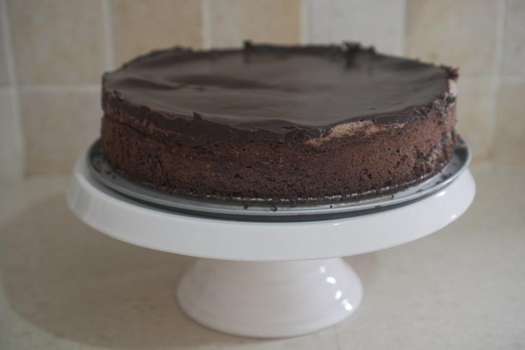 עוגת פרג רכה