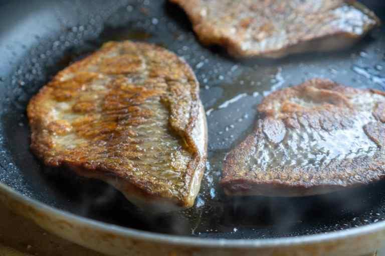 טיגון אמנון ישראלי טרי להכנת טאקו דגים