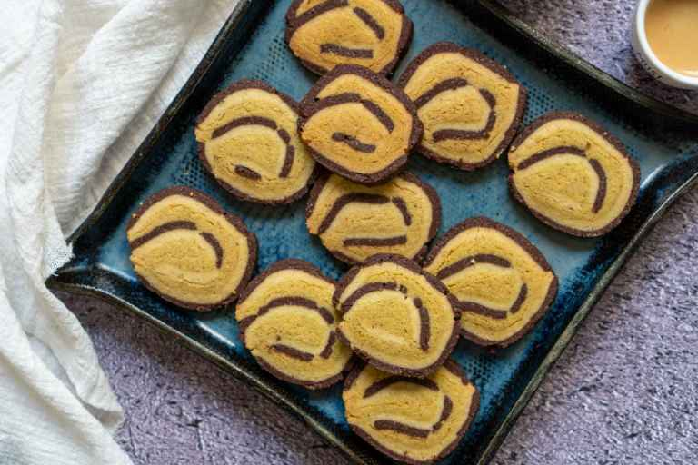 עוגיות חמאה בטעמים