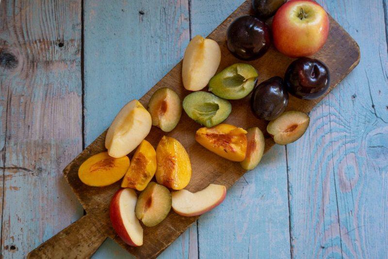 הכנת פירות לליפתן