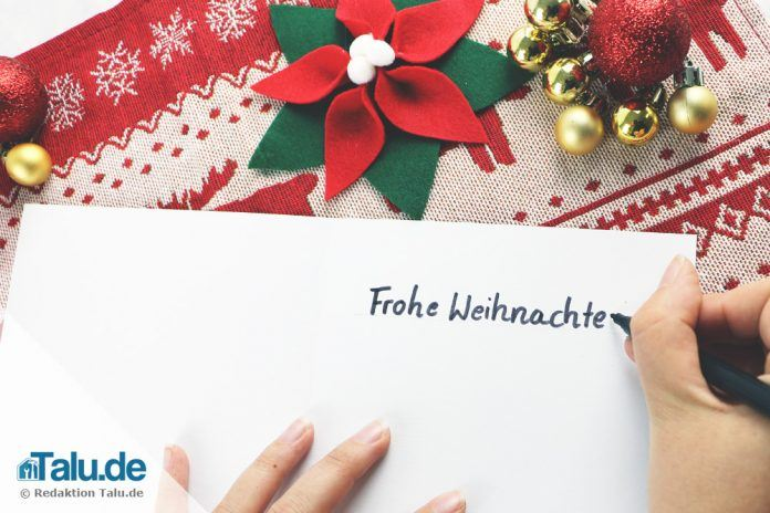 Zitate Und Spruche Fur Weihnachtskarten