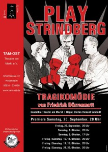 2008 - Plakat - Play Strindberg