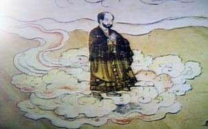 "Jōdo sect_""Namu Amidabutsu"" reborn in Gokurakujōdo"