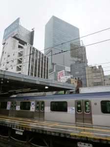 Y500系と渋谷ヒカリエ(2013.2)