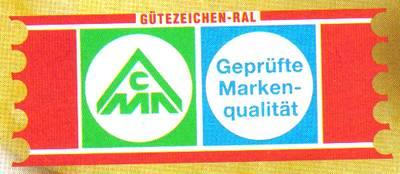 Gütezeichen-RAL: Geprüfte Markenqualität