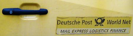 Deutsche Post World Net – Mail Express Logistics Finance