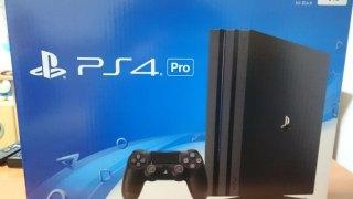 PS4 PRO購入