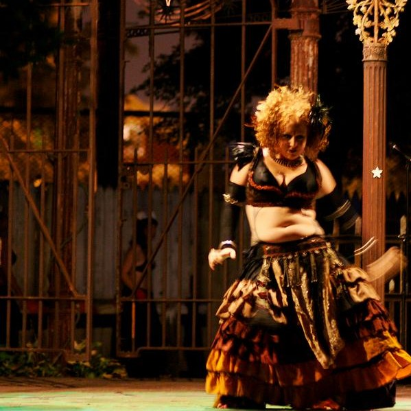 Tribal Style Belly Dance
