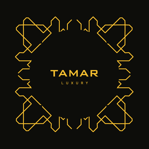 Tamar Luxury online dadels shop logo