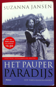 Ik las Het pauperparadijs van Suzanna Jansen