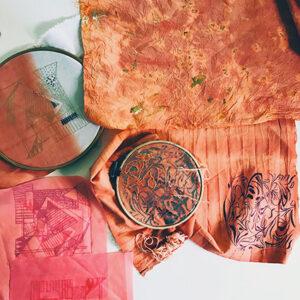 design textile broderie