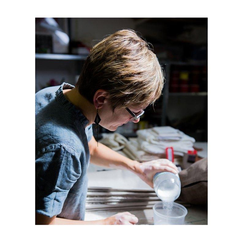 portrait tamaralouis designer textile