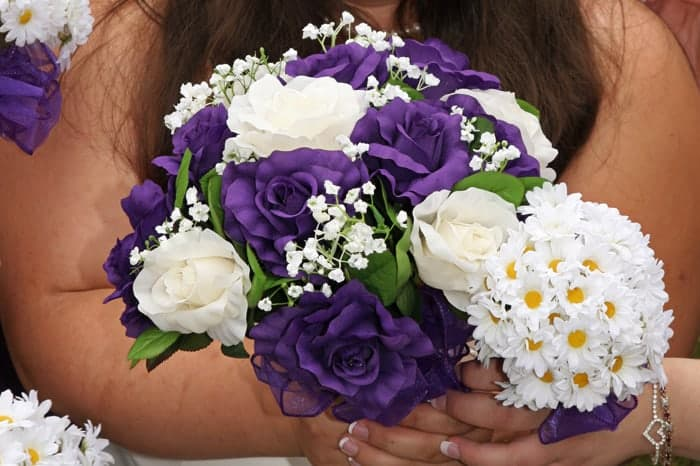 bride's bouquet picture