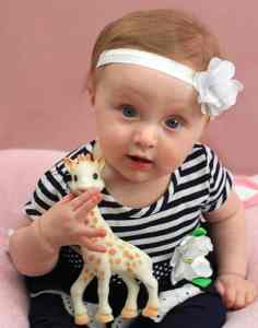 Baby Jade – 5.5 months old
