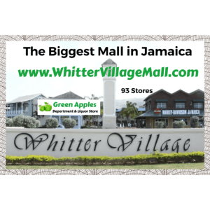 Green Apples Gift Liquor and Cigar Store Whitter Village Shopping Mall Montego Bay Jamaica