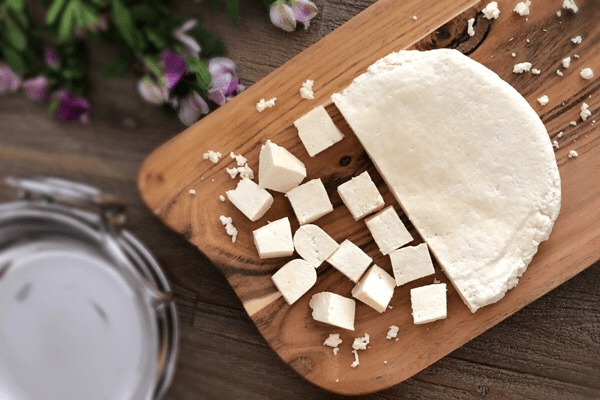 Paneer: Homemade Indian Cheese
