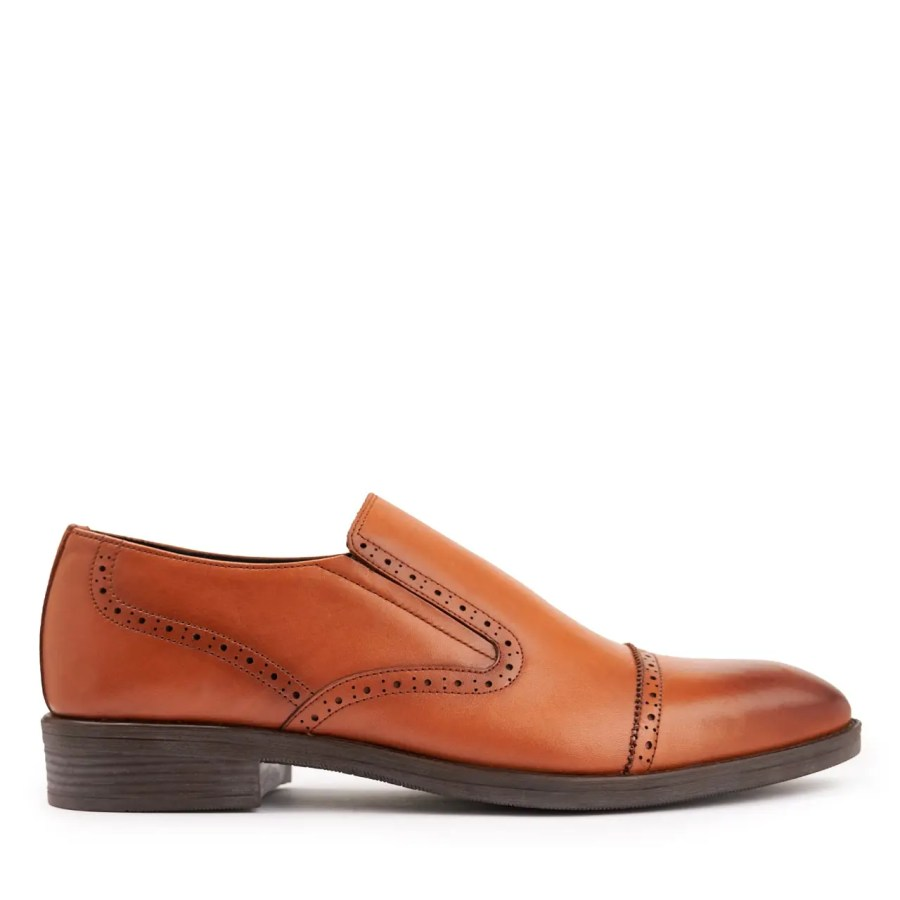 Tamay Shoes Fermin Brown