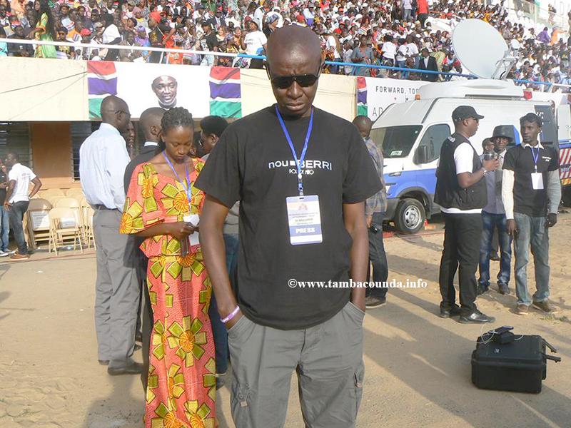 Fête de l'indépendance de la Gambie et investiture d'Adama Barrow, un évènement historique et exceptionnel.