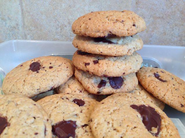 vegan cookies noix de coco