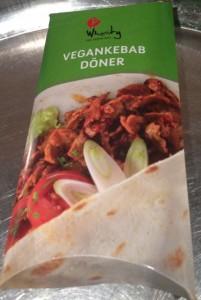 vegan kebab wheaty boite
