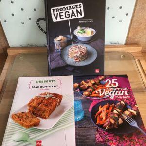 livres végétal gourmand