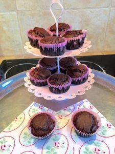 muffins chocolat vegan sans gluten