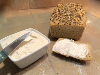 Beurre (margarine) vegan de Lili