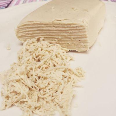 fromage à râper végétal - 1