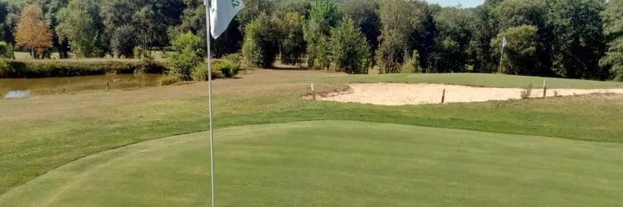 Jugar al Golf en Santiago de Compostela