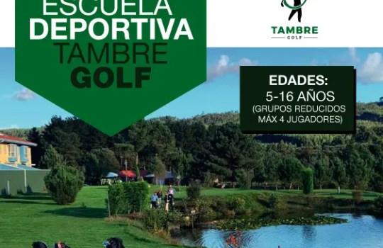 Escuela Deportiva Tambre Golf