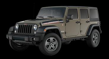 Jeep Wrangler Rubicon Recon Tamburini Auto