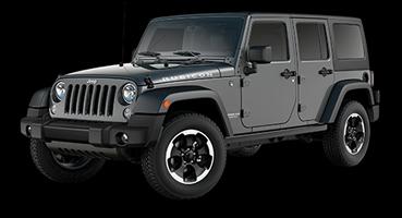 Jeep Wrangler Rubicon Tamburini Auto