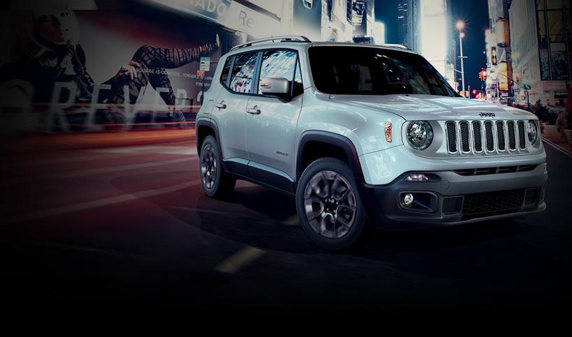 Concessionaria Tamburini Auto Promozione Jeep Renegade