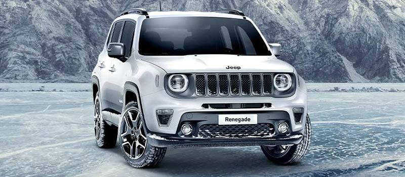 Concessionaria Jeep - Tamburini Auto